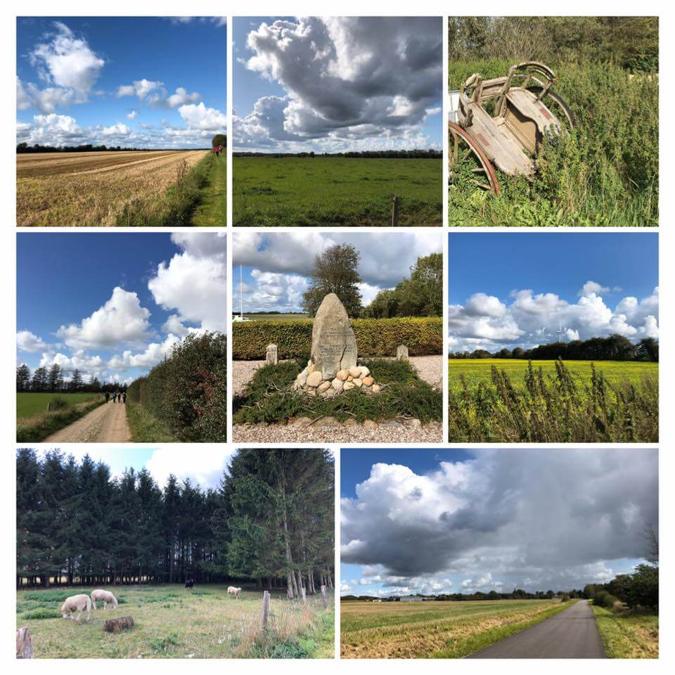 Camino Frøs Herred - Vandrerute - Vandretur i Danmark